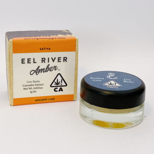 Eel River – Live Resin – Ancient Lime 1g